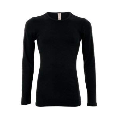 Long-sleeved shirt (ull/silke)
