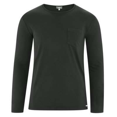 Premium long-sleeved shirt (bomull)